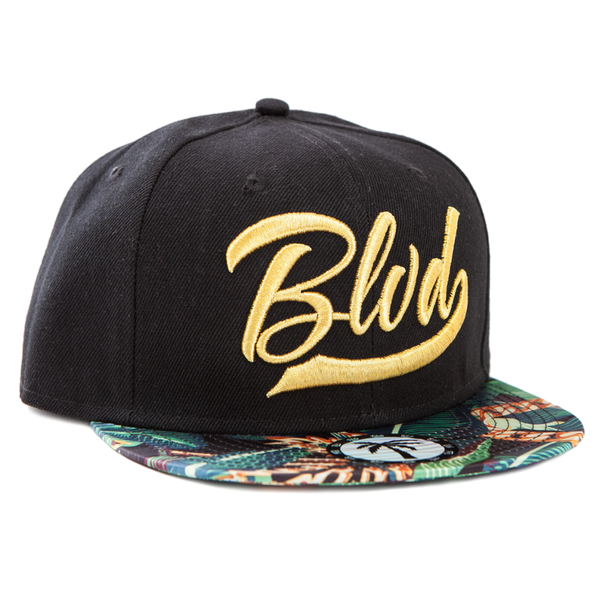 Basic B. Trills Snapback - BLVD Supply inc