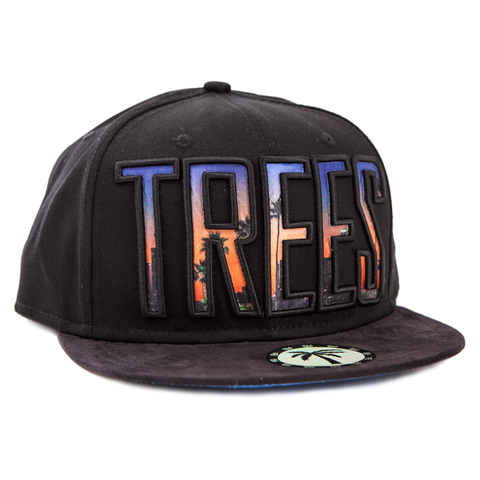 Blvd Supply Trees 4 Snapback - BLVD Supply inc