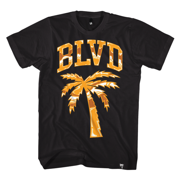 Golden Tree Tee - BLVD Supply inc
