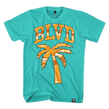 Blvd Supply Golden Tree Shirt - BLVD Supply inc
