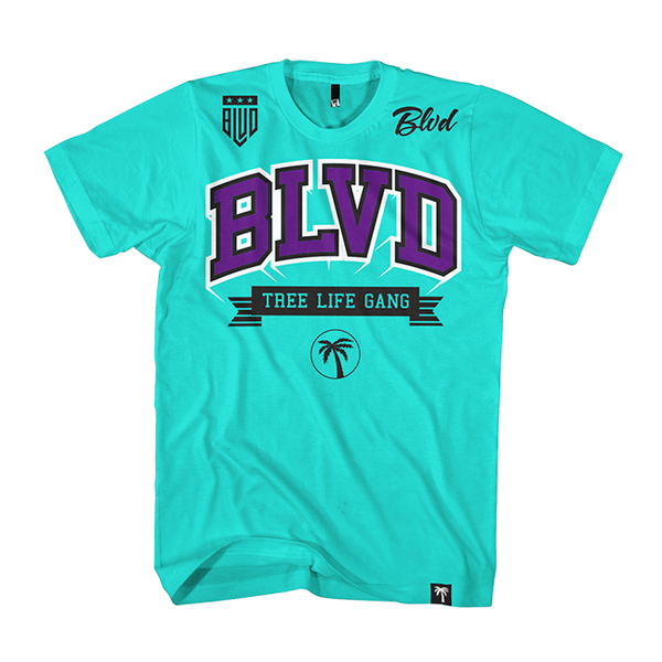 Stadium Tee - BLVD Supply inc