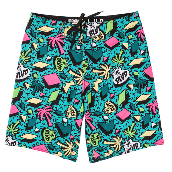 Blvd Supply ADHD Boardshort - BLVD Supply inc