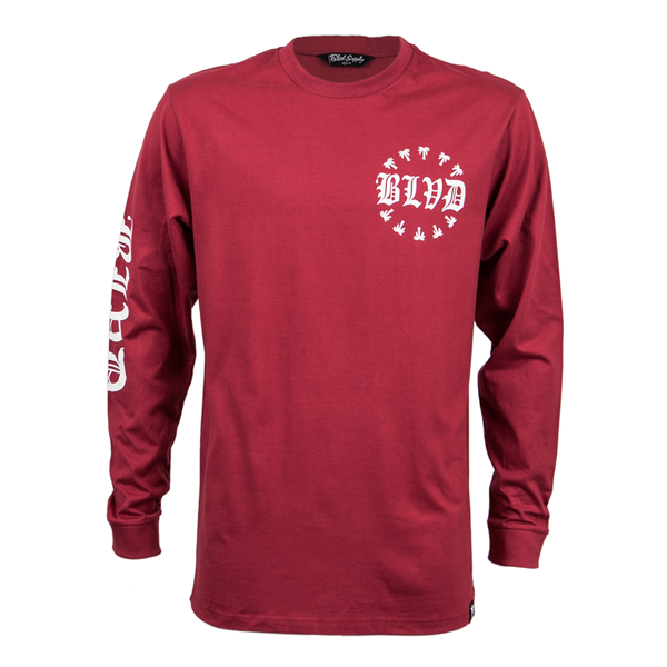 Dial Up Long Sleeve Tee