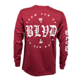 Dial Up Long Sleeve Tee - BLVD Supply inc