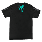 Blvd Supply Smoke Girl Tee - BLVD Supply inc