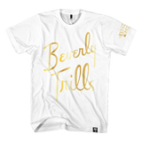 Blvd Supply Beverly Trills Script Tee - BLVD Supply inc