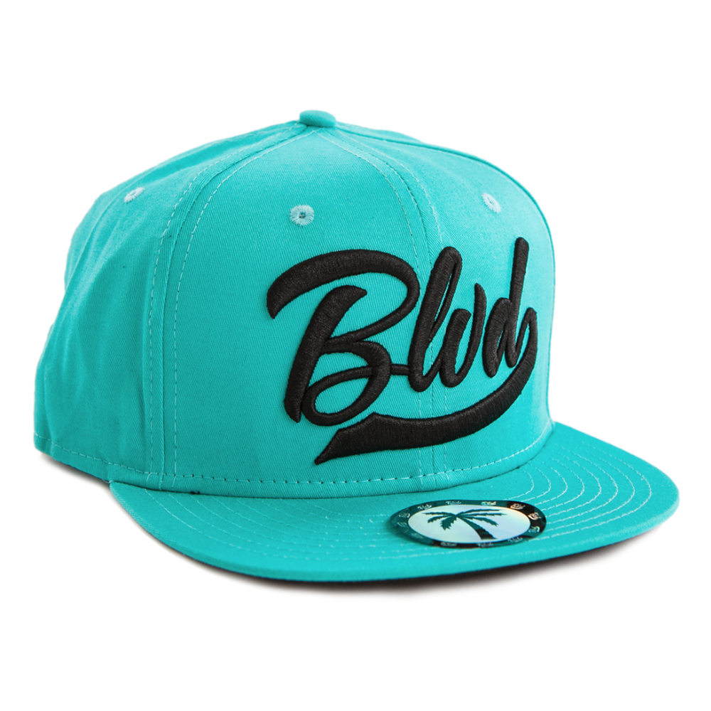 Basic Snapback - BLVD Supply inc