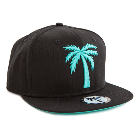 Palm Tree Snapback - BLVD Supply inc