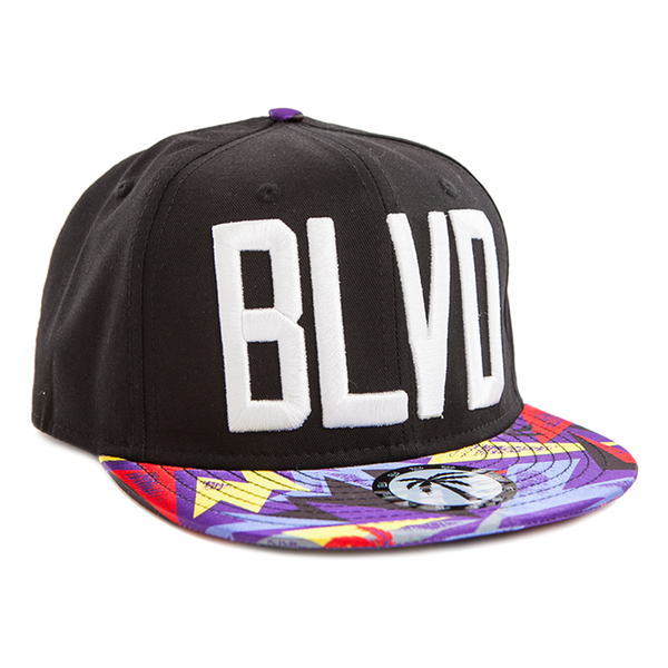 Under Seige Snapback - BLVD Supply inc
