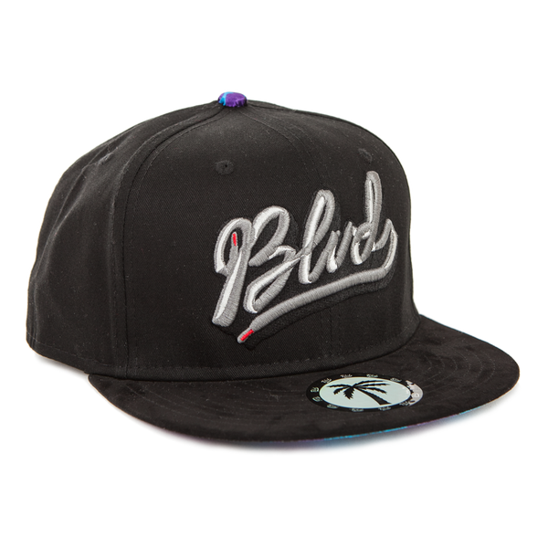 Laced Up Snapback - BLVD Supply inc