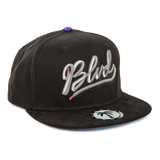 Laced Up Snapback