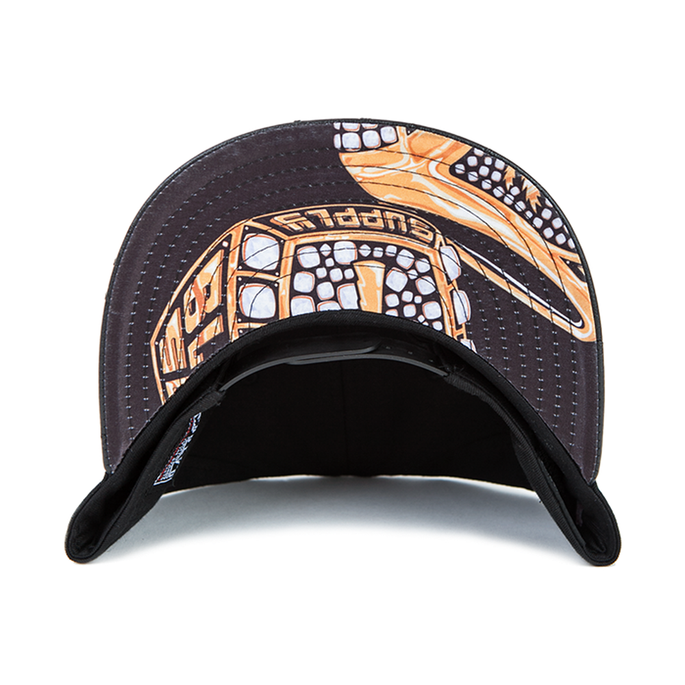 Kiss Da Ring Snapback - BLVD Supply inc