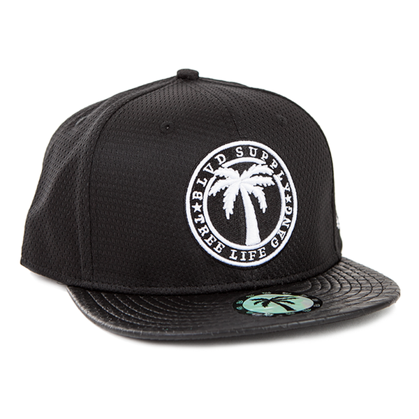 Blvd Supply Big B Mesh Snapback