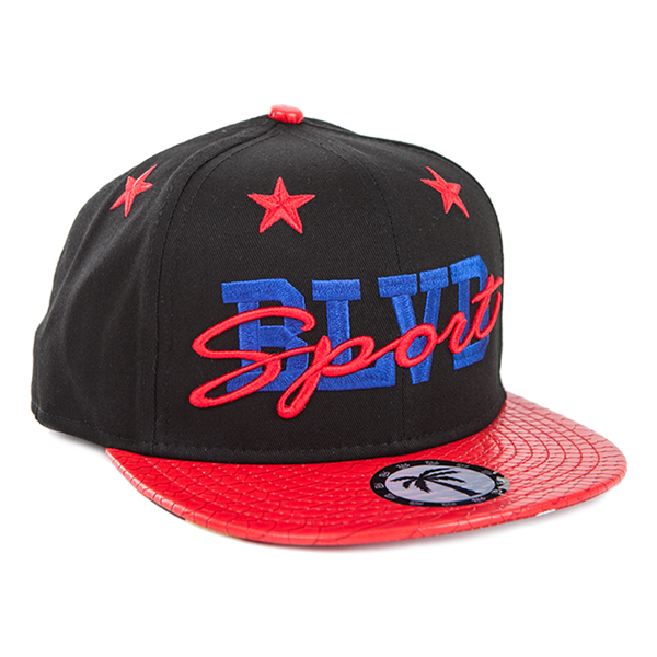 BLVD Sport Snapback - BLVD Supply inc