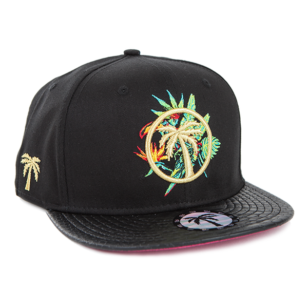 Blvd Supply Paradise Circle Snapback