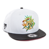Blvd Supply Paradise Circle Snapback - BLVD Supply inc