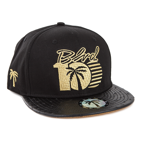 Blvd Supply Keep It 100 Snapback - BLVD Supply inc