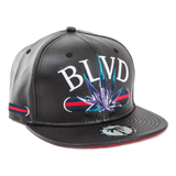 Blvd Supply Luxurweed Snapback - BLVD Supply inc