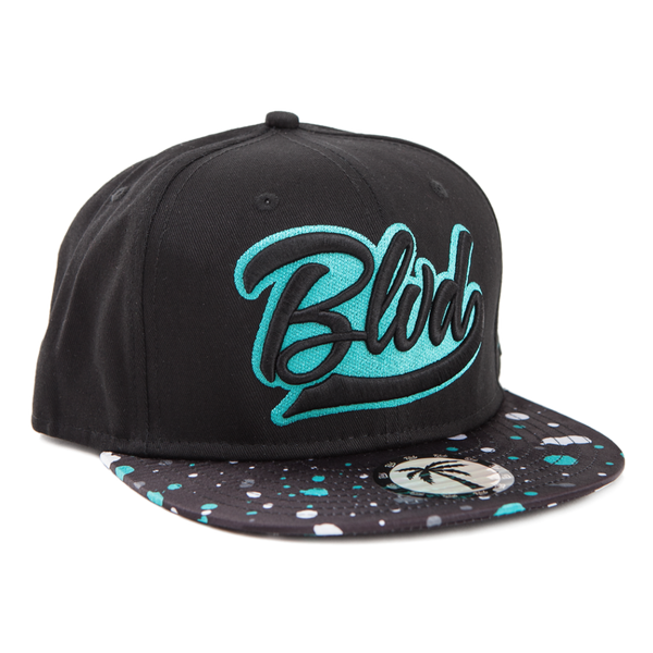 Blvd Supply Splatter Snapback - BLVD Supply inc