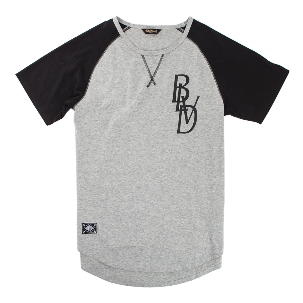 Blvd Supply Bases Fino Tee - BLVD Supply inc