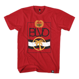 Blvd Supply Cold Blooded Tee - BLVD Supply inc