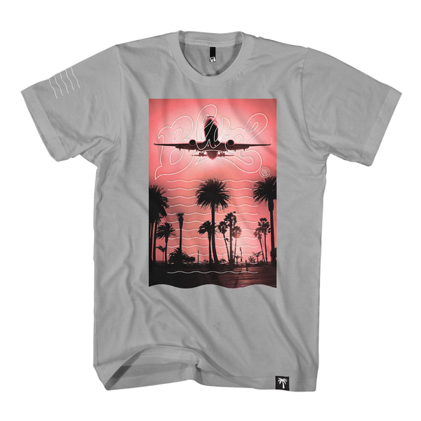 Take Flight Tee - BLVD Supply inc