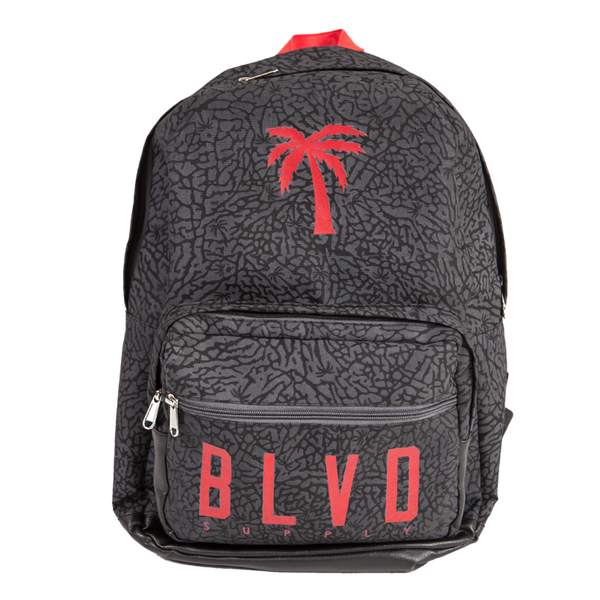 Elephant Trees Backpack - BLVD Supply inc