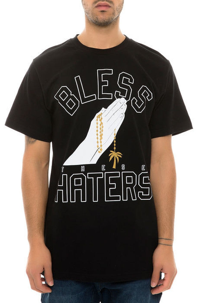 Bless These Haters Tee - BLVD Supply inc