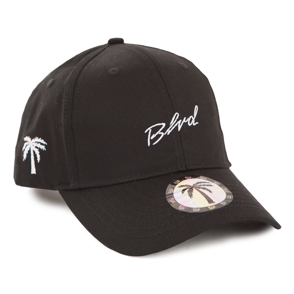 Slanted Dad Hat - BLVD Supply inc