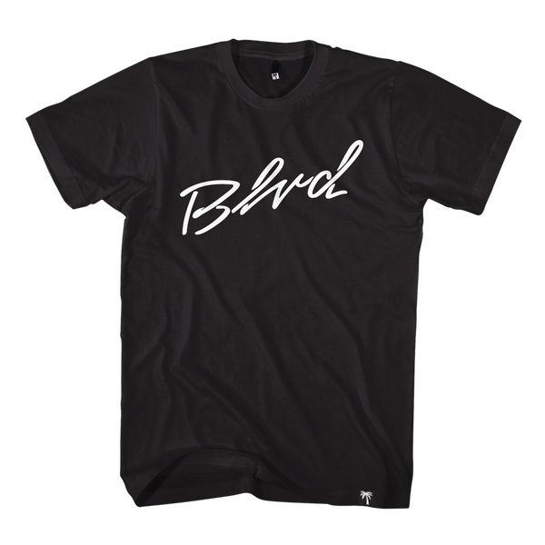 Blvd Supply Slanted Tee - BLVD Supply inc
