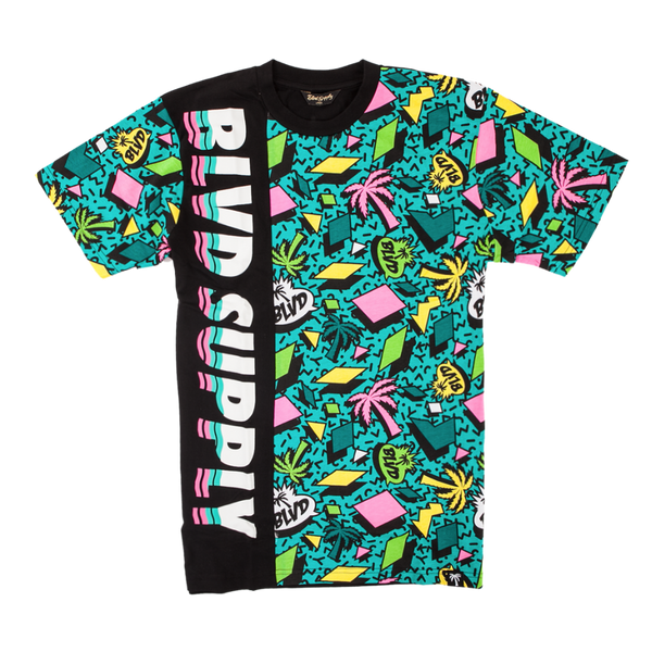 Blvd Supply ADHD Party Tee - BLVD Supply inc