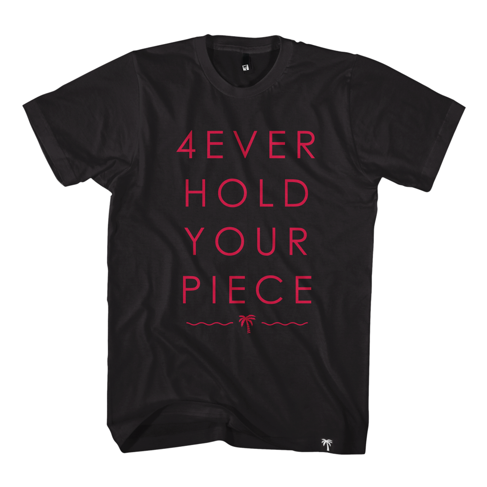 Hold Your Piece Tee - BLVD Supply inc
