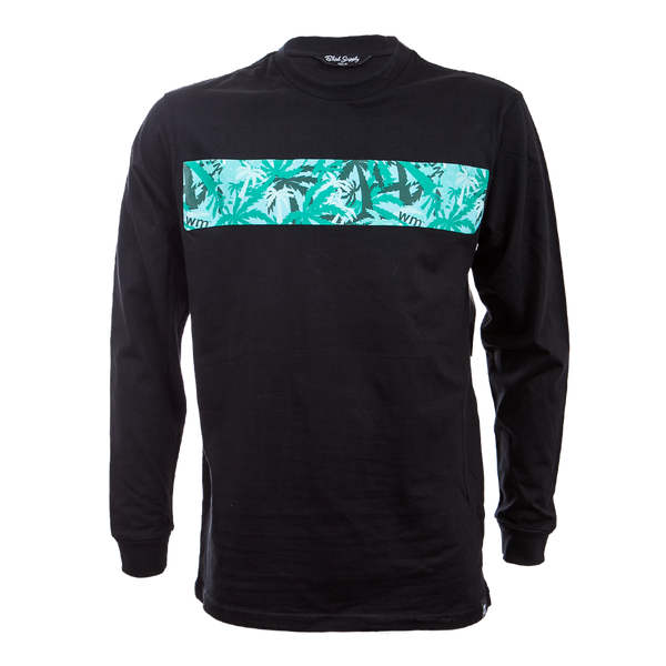 Blvd Supply WeedMap Trees Long Sleeve Shirt - BLVD Supply inc