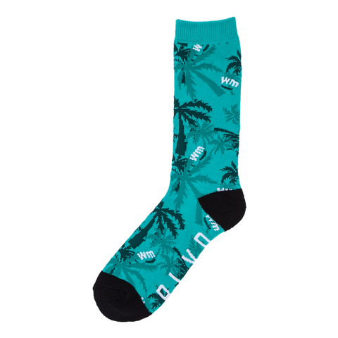 Blvd Supply WM Trees Sock - BLVD Supply inc