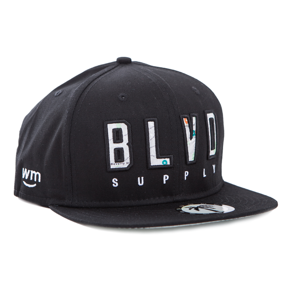Map Out Hat - BLVD Supply inc