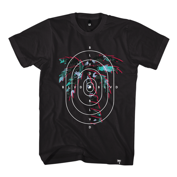 Target Practice Tee - BLVD Supply inc
