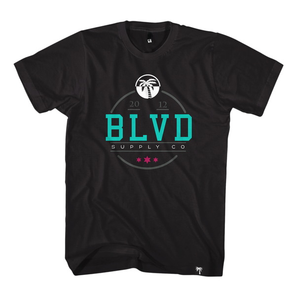 Sphere Tee - BLVD Supply inc
