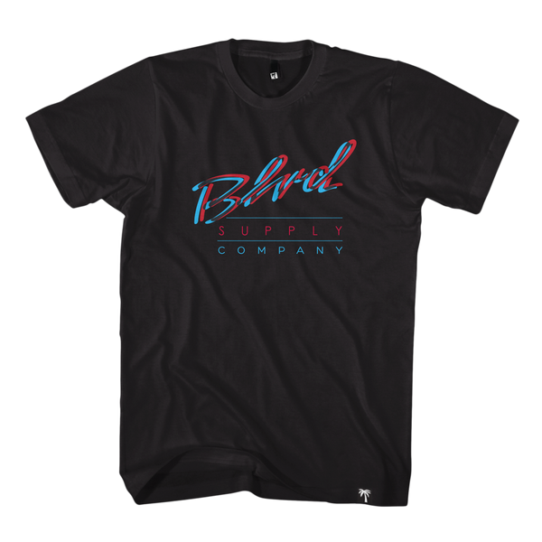 Blurs Tee - BLVD Supply inc