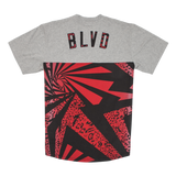 Blvd Supply Halftime Tee - BLVD Supply inc