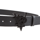 Blvd Supply Monogram Belt - BLVD Supply inc