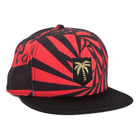 Blvd Supply Baroque City Snapback - BLVD Supply inc