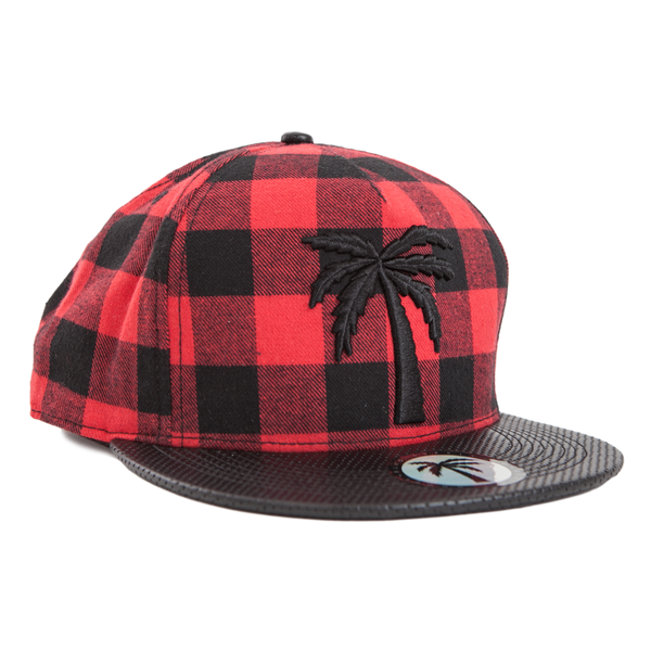 Plaid Hat - BLVD Supply inc