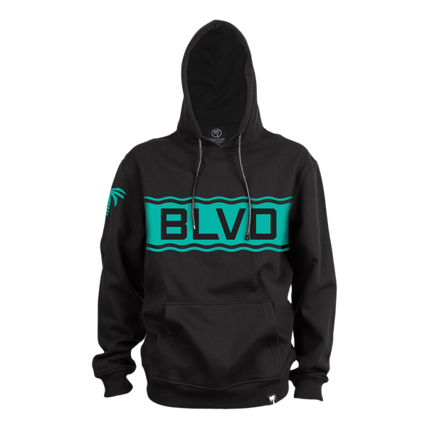 Top Speed Hoodie - BLVD Supply inc