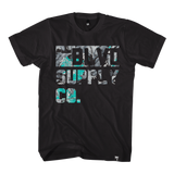 Blvd Supply Blockout Tee - BLVD Supply inc