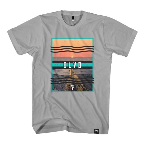 Solar BLVD Tee - BLVD Supply inc