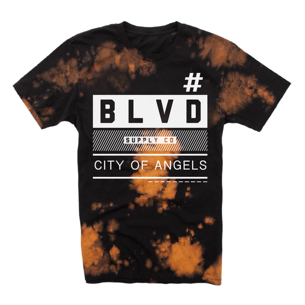 Burner Fade Tee - NEW ITEM! - BLVD Supply inc