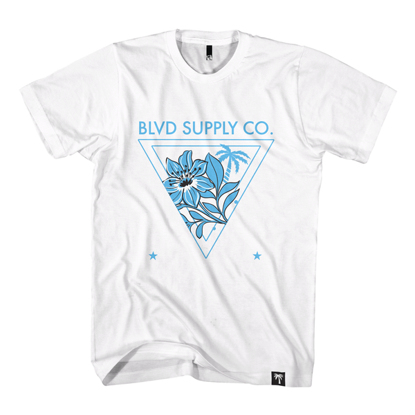 Fly Angle Tee - BLVD Supply inc