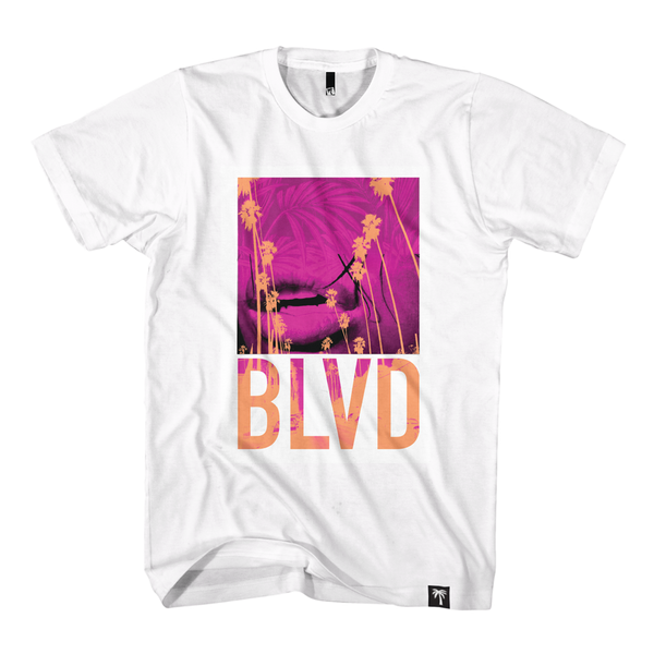 Besos Tee - BLVD Supply inc