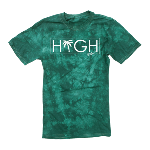 HIGH420 TEE - NEW ITEM! - BLVD Supply inc
