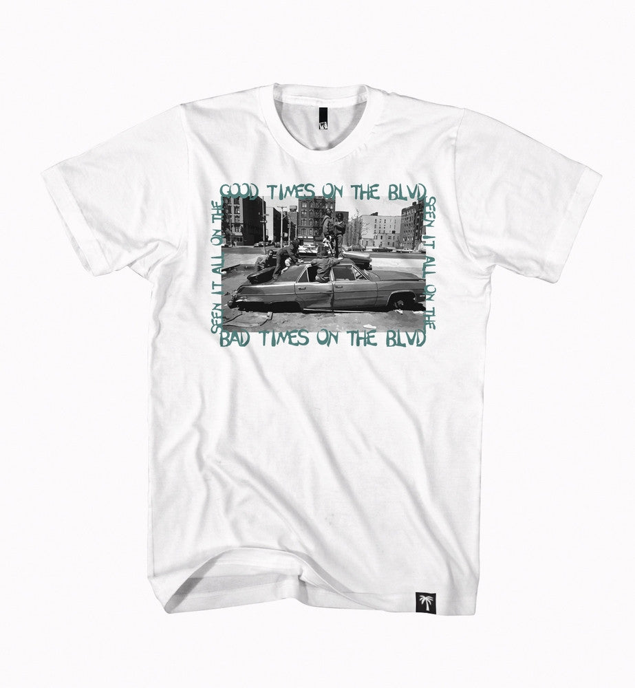 Seen It All Tee - BLVD Supply inc